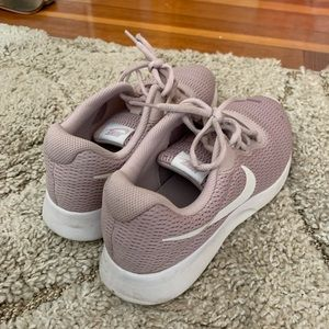 Nike Shoes - Blush Pink Nike!